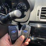 自動車のイモビライザー登録技術