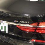 7シリーズ高年式BMWインロック ピッキングにて無傷解錠作業!