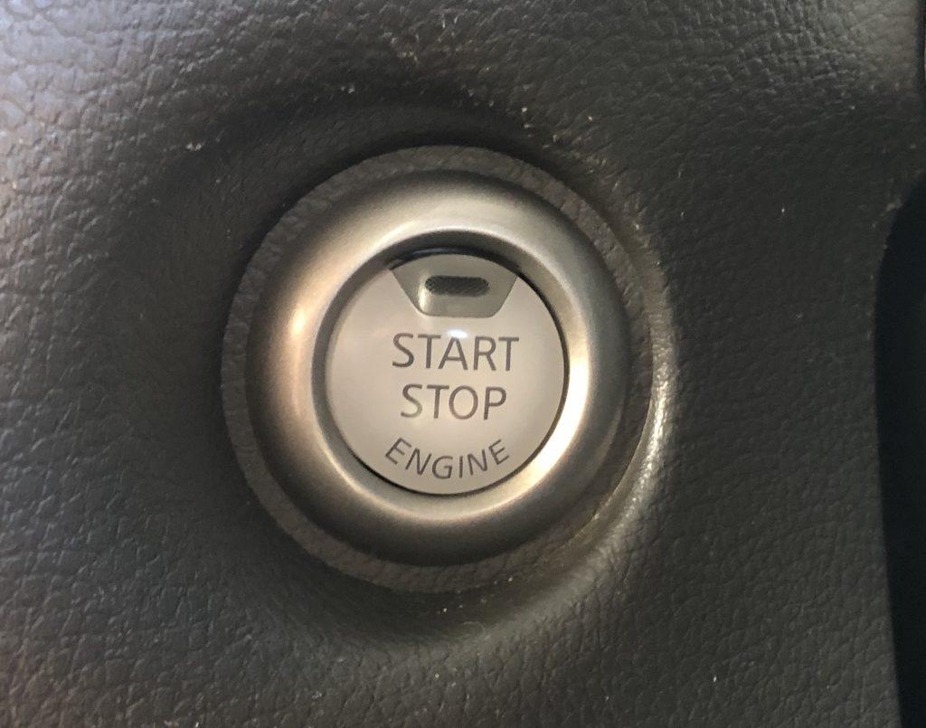 Z12キューブ(CUBE)プッシュスタートボタン