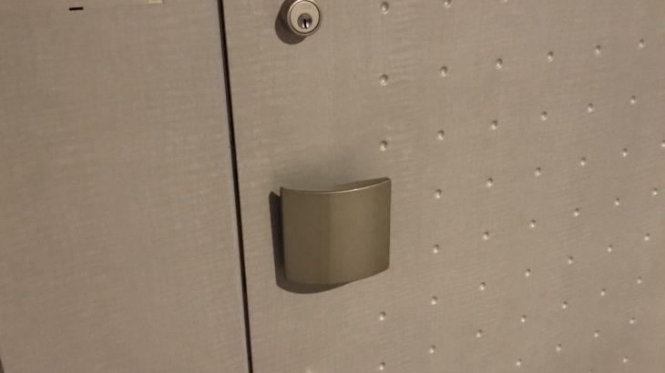 【大阪鍵屋】玄関ドア鍵紛失による鍵開け作業。防犯サムターン対応